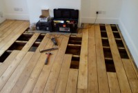 Floorboards Restoration