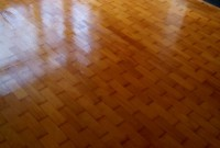 Floor Waxing