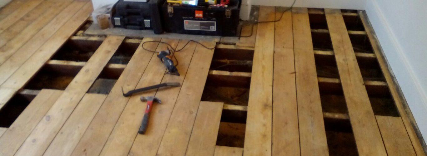 Floorboards Restoration