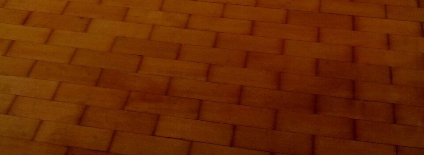Showroom Floor Sanding