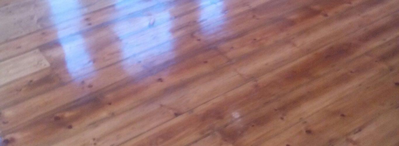 Restaurant Floors Sanding