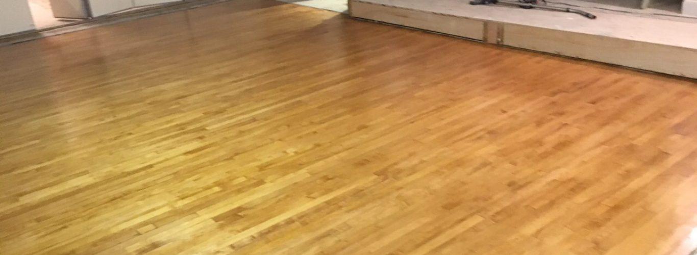 Floor Sanding Harrow